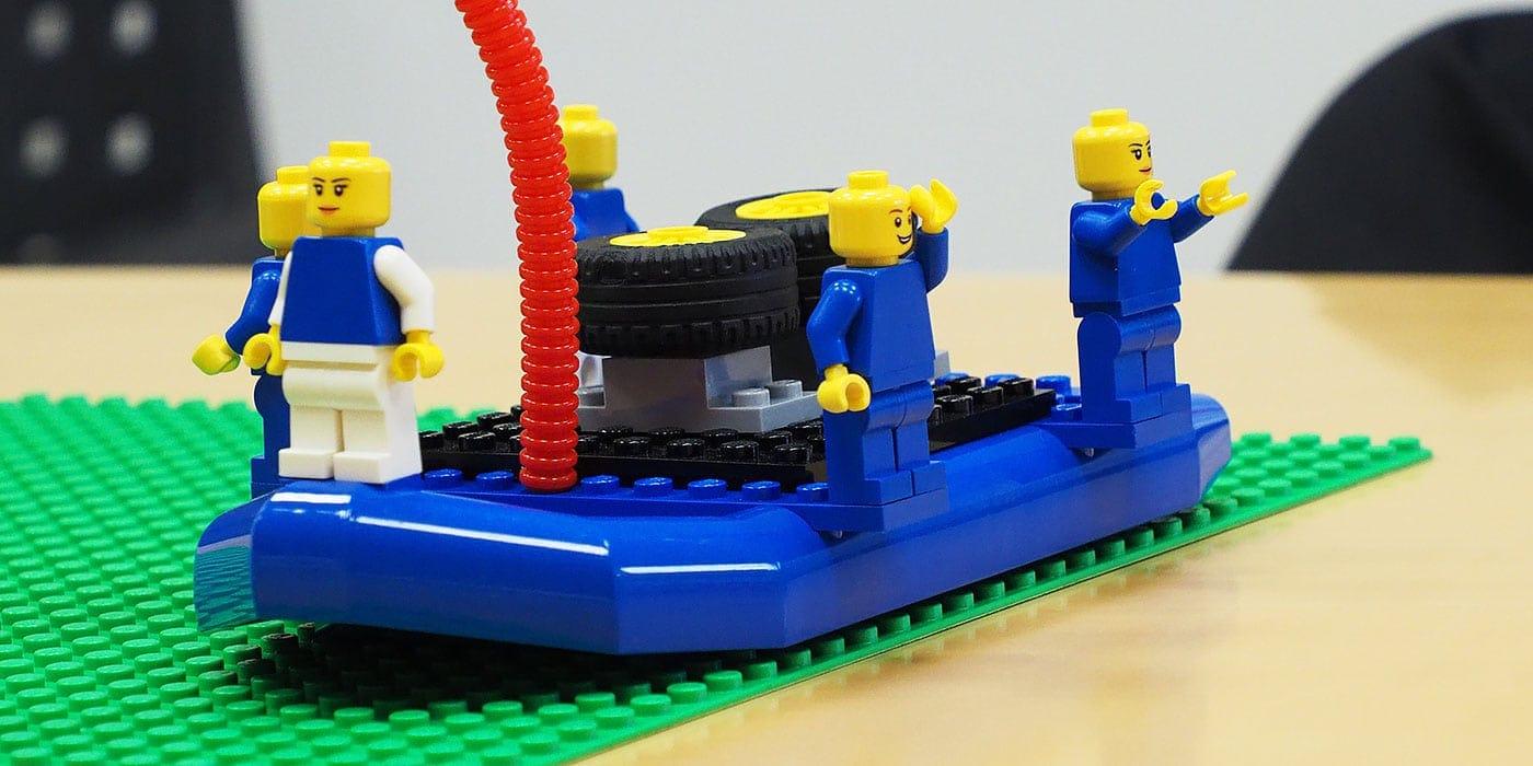 Lego Teamrolle - Termine